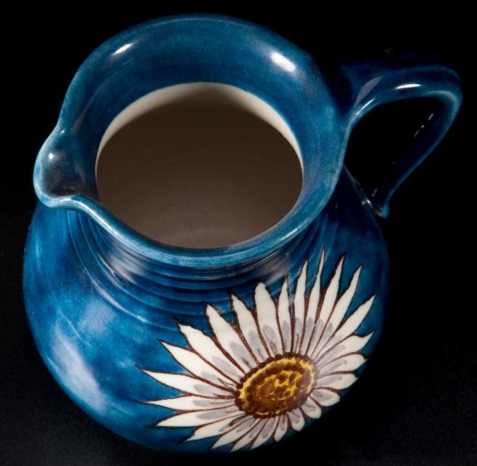 jar flower