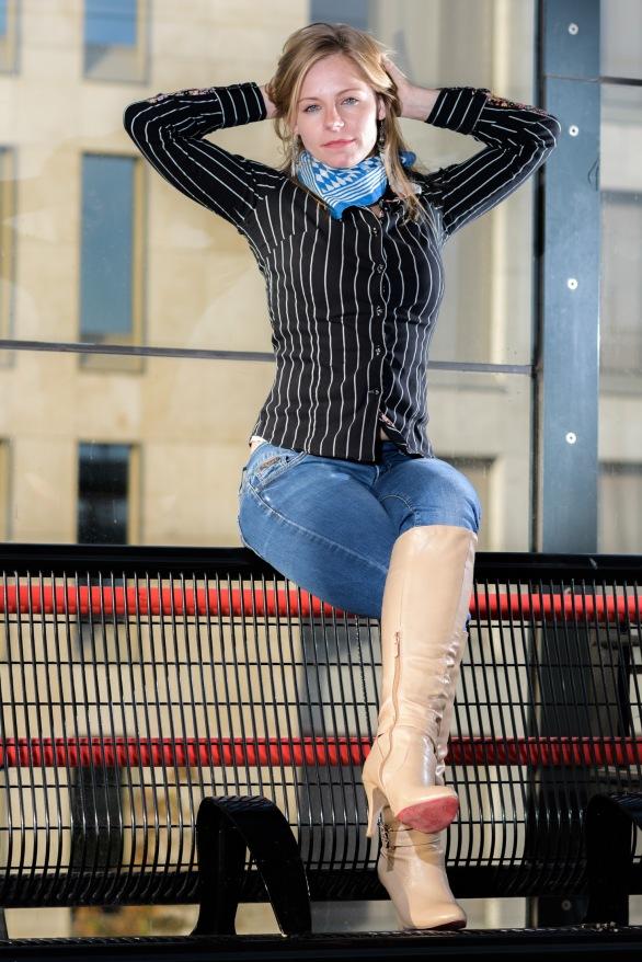 Model: Naomi Oosterhof