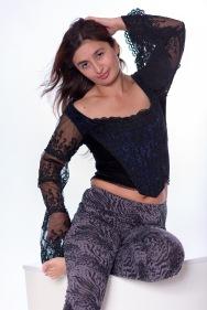 Model: Hatice Erkama