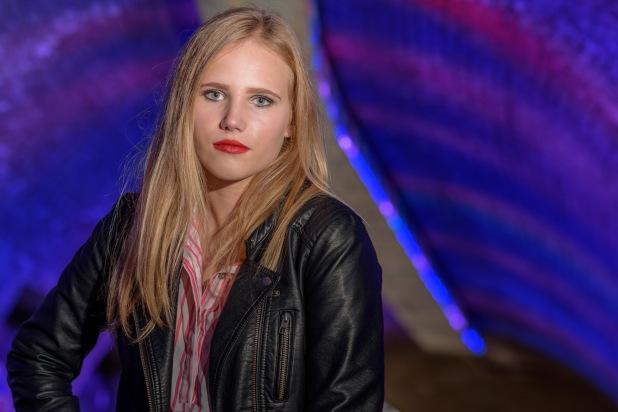 Model: Mayke Schieni