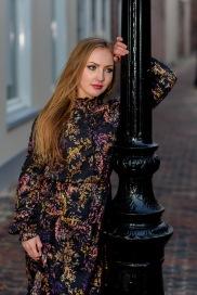 Model: Alya Soloukhina Make-up by Georgiana Alexy