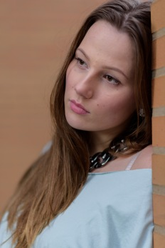 Model: Joanie den Oudsten Make-up by Georgiana Alexy