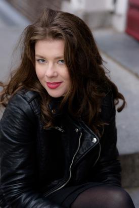 Model: Marianne Adriana Make-up by Georgiana Tansaz